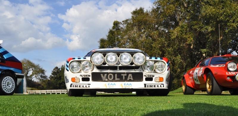 Amelia Island 2015 - 1983 Lancia 037 7