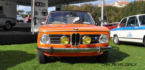 Amelia Island 2015 - BMW Brings 507, M1, CSL and tii To Join 2015 X5 M and 2015 650i M Sport 27