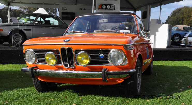 Amelia Island 2015 - BMW Brings 507, M1, CSL and tii To Join 2015 X5 M and 2015 650i M Sport 30