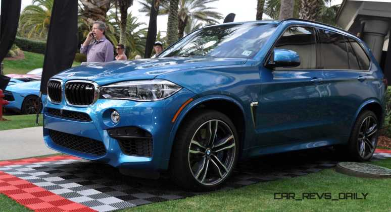 Amelia Island 2015 - BMW Brings 507, M1, CSL and tii To Join 2015 X5 M and 2015 650i M Sport 58