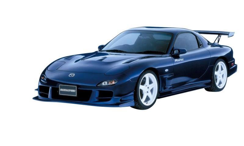 Future Classics - 1993-1995 Mazda RX-7 24