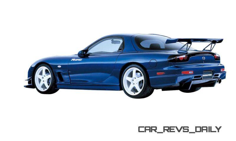 Future Classics - 1993-1995 Mazda RX-7 25