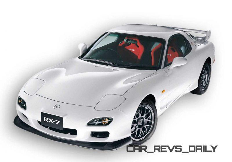 Future Classics - 1993-1995 Mazda RX-7 29