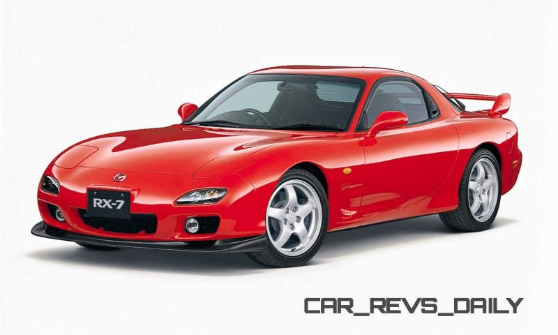 Future Classics - 1993-1995 Mazda RX-7 31