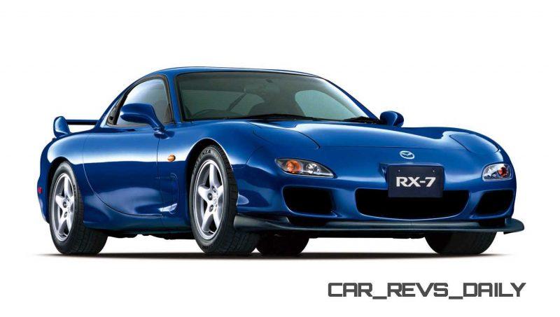 Future Classics - 1993-1995 Mazda RX-7 44