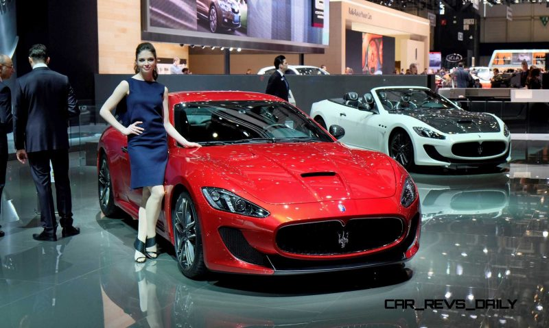 Geneva 2015 Galleries - The ITALIANS! Lamborghini, Ferrari, Maserati and Alfa Romeo 30