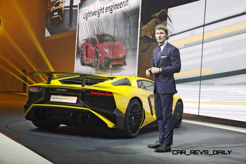 Geneva 2015 Galleries - The ITALIANS! Lamborghini, Ferrari, Maserati and Alfa Romeo 38