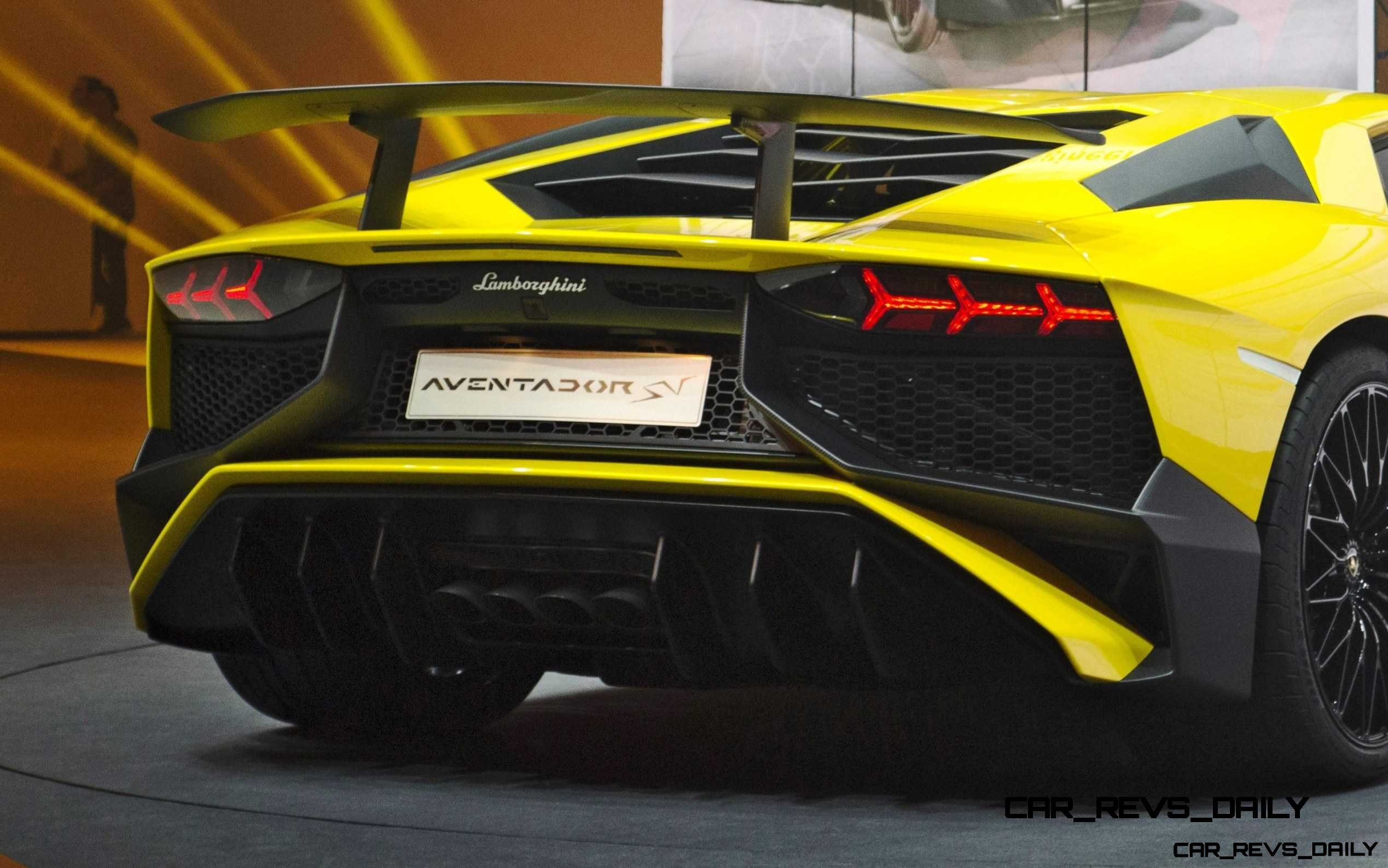 Geneva 2015 Galleries - The ITALIANS! Lamborghini, Ferrari, Maserati and Alfa Romeo 39