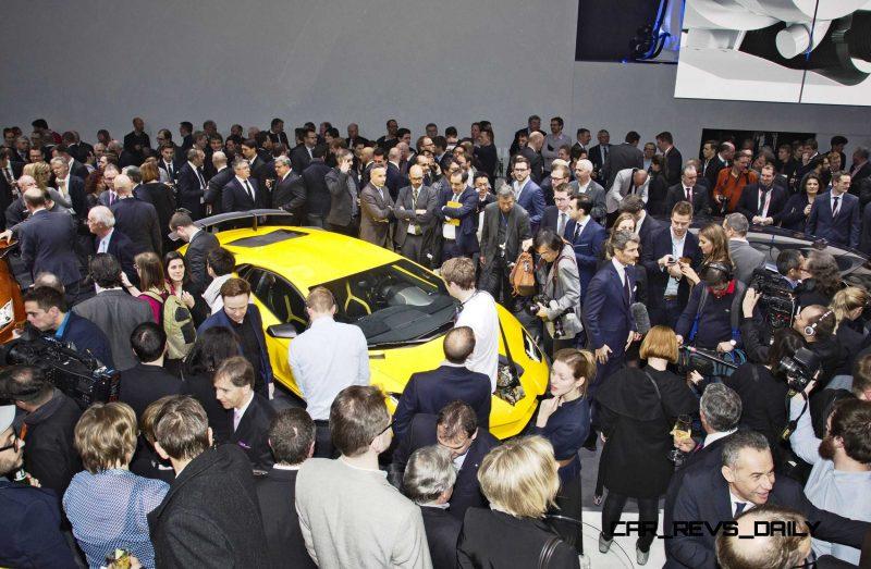 Geneva 2015 Galleries - The ITALIANS! Lamborghini, Ferrari, Maserati and Alfa Romeo 40