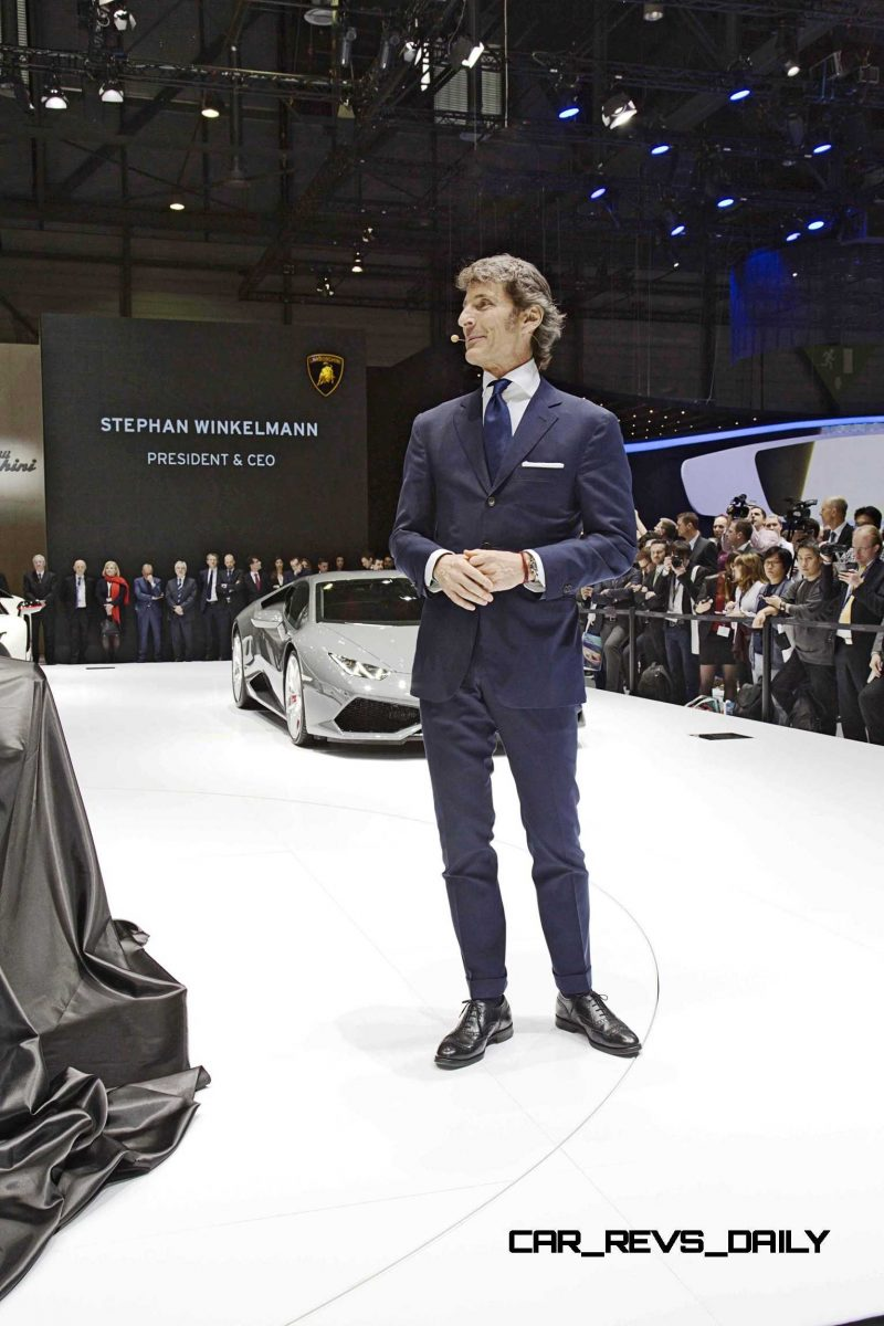 Geneva 2015 Galleries - The ITALIANS! Lamborghini, Ferrari, Maserati and Alfa Romeo 42