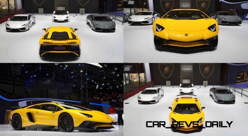 Geneva 2015 Galleries - The ITALIANS! Lamborghini, Ferrari, Maserati and Alfa Romeo 47 - Copy