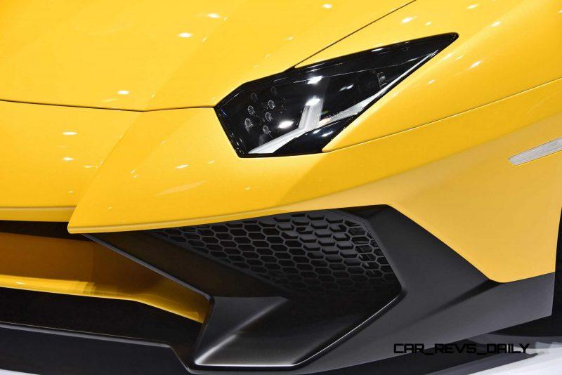 Geneva 2015 Galleries - The ITALIANS! Lamborghini, Ferrari, Maserati and Alfa Romeo 50