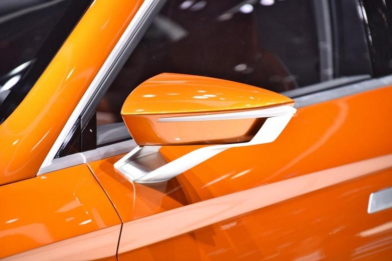 Geneva 2015 Showfloor - SEAT 6