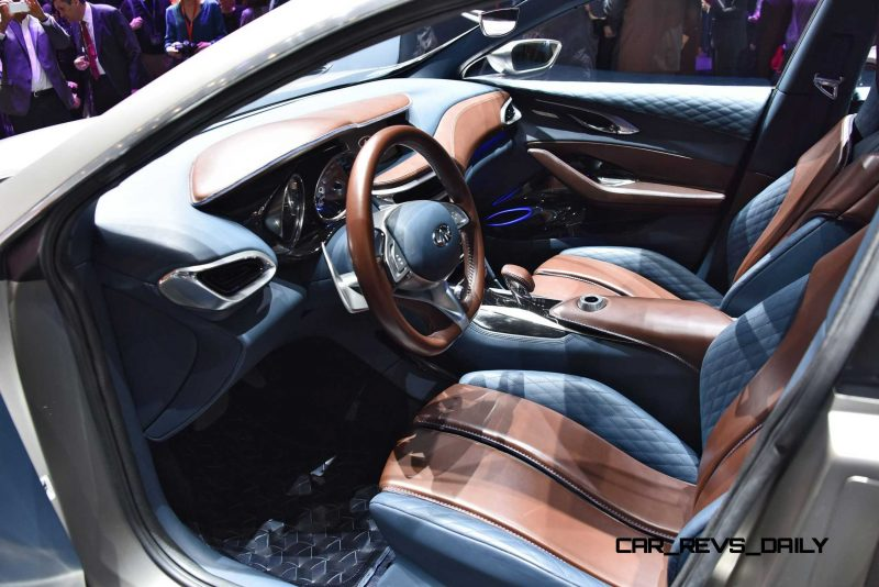 INFINITI Q60 and QX30 Concepts Are Embarrassing Jokes 16