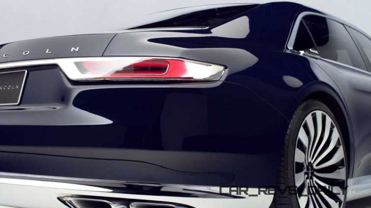 Lincoln Continental Concept 33