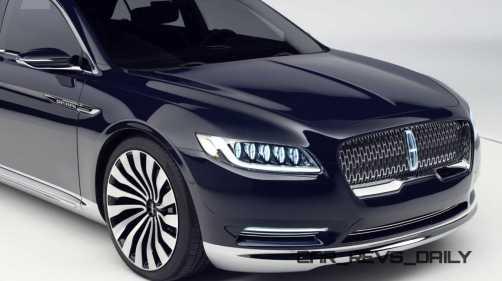 Lincoln Continental Concept 35