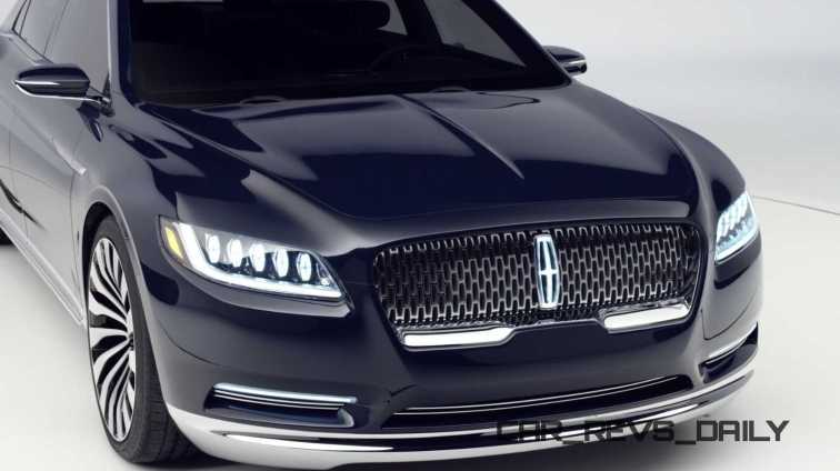 Lincoln Continental Concept 38