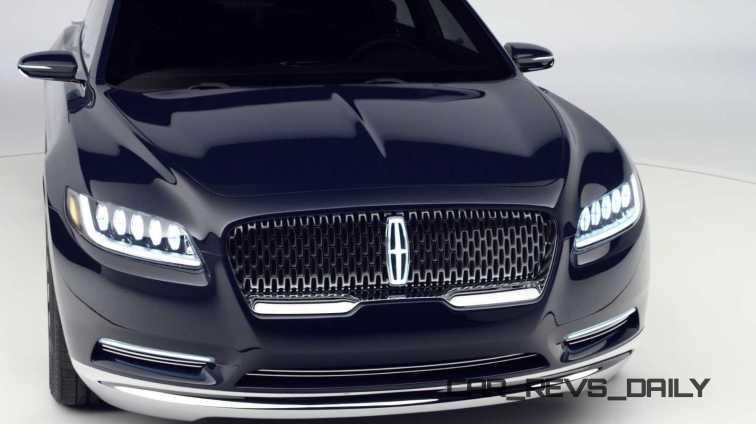 Lincoln Continental Concept 40