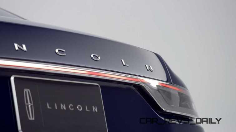 Lincoln Continental Concept 42