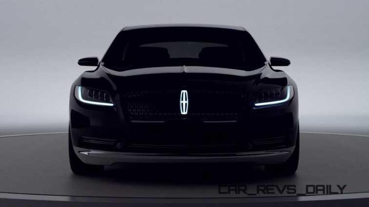 Lincoln Continental Concept 45