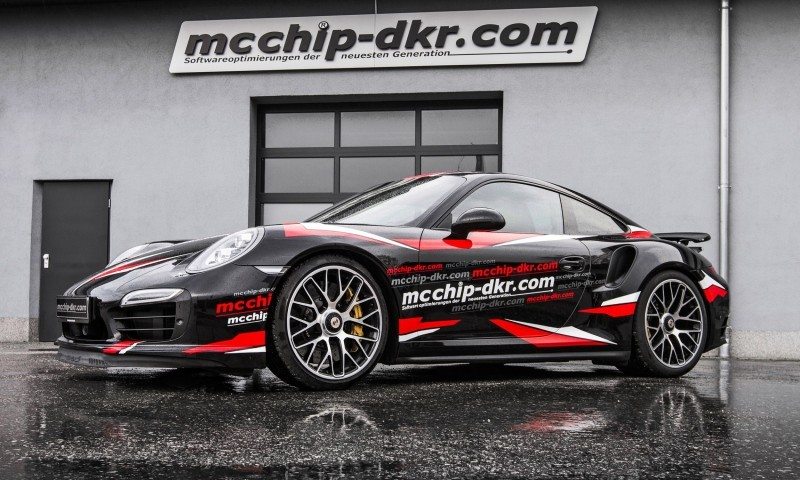 McChip DKR Porsche 991 Turbo S 2