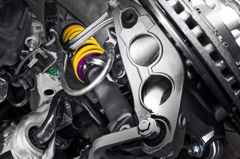 McChip DKR Porsche 991 Turbo S 5