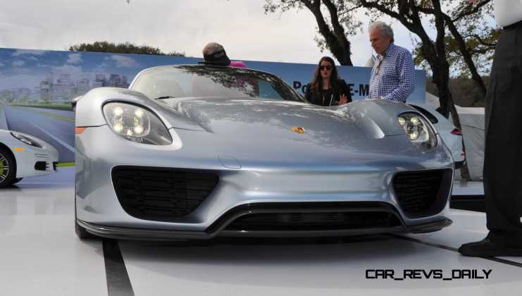 Porsche 918 Spyder 25