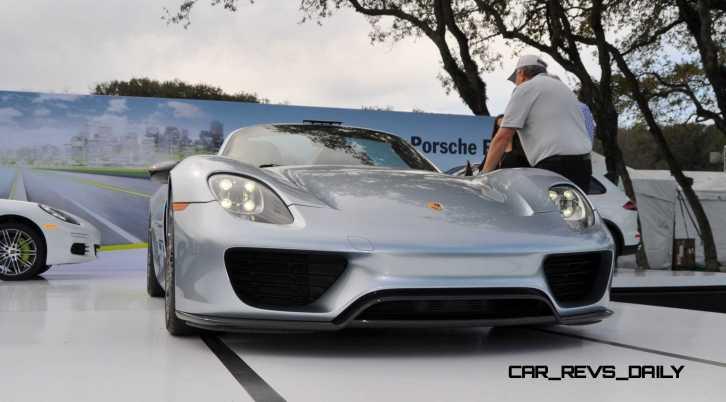 Porsche 918 Spyder 55