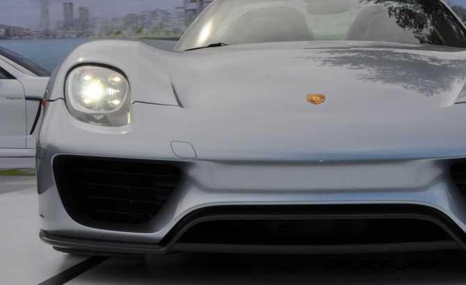 Porsche 918 Spyder 61