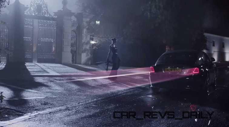 Rolls-Royce WRAITH 'And The World Stood Still' Film Stills 23