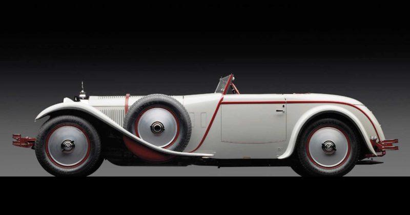 1928 Mercedes-Benz 680S Torpedo Roadster by Carrosserie J. Saoutchik 16