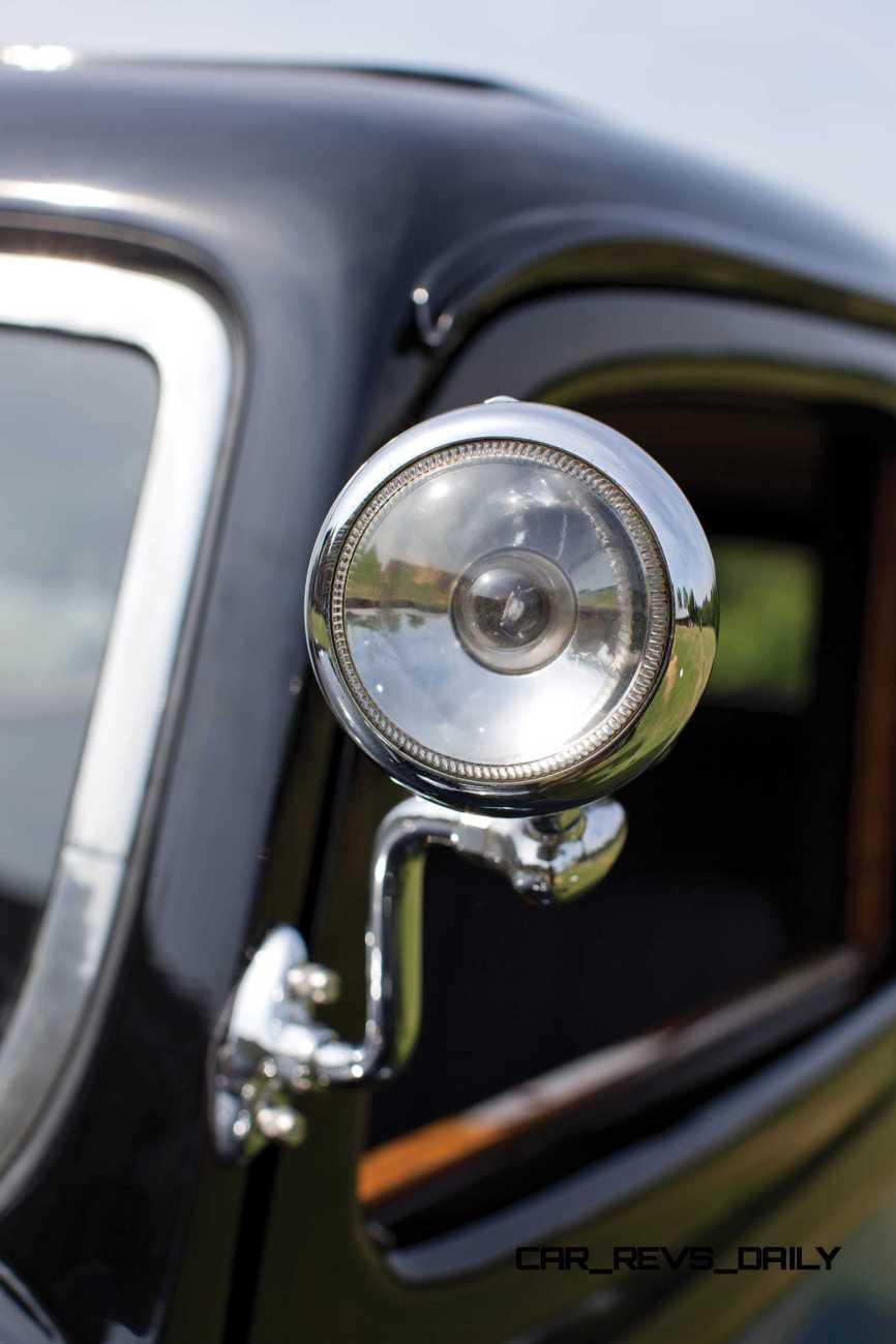 1933 Mercedes-Benz 290 Pullman 8