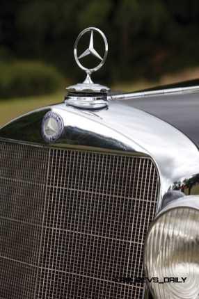 1939 Mercedes-Benz 320 Pullman Limousine 3