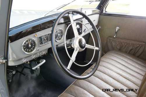 1952 Mercedes-Benz 170SV Ambulance 4