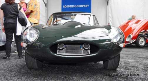 1961 Jaguar E-Type Series I Lightweight Replica 1
