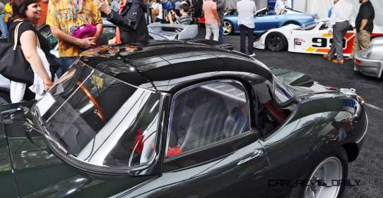 1961 Jaguar E-Type Series I Lightweight Replica 26