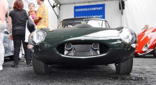 1961 Jaguar E-Type Series I Lightweight Replica 3