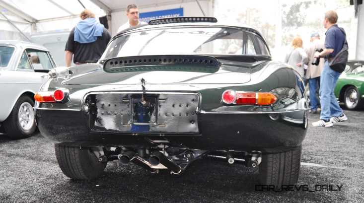1961 Jaguar E-Type Series I Lightweight Replica 32
