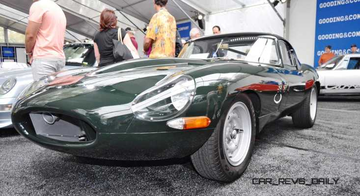1961 Jaguar E-Type Series I Lightweight Replica 5