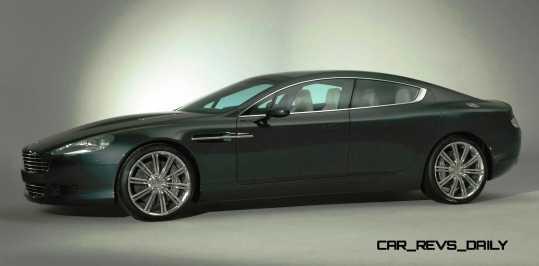 2006 Aston Martin Rapide Concept 10