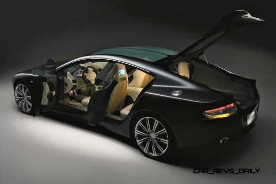2006 Aston Martin Rapide Concept 28