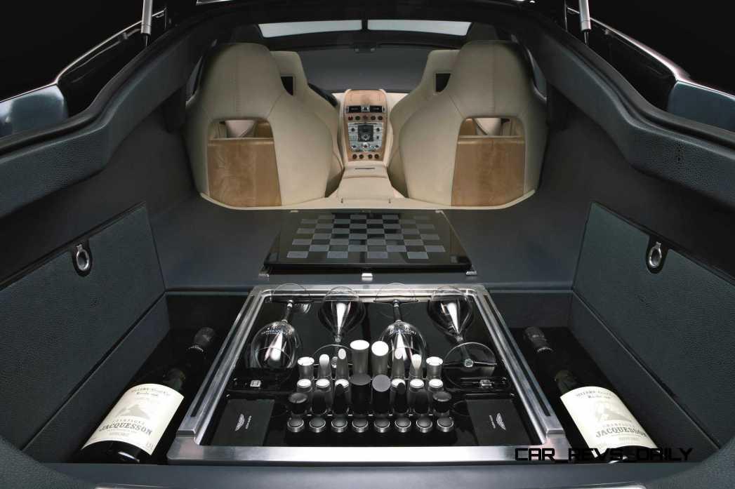 2006 Aston Martin Rapide Concept 29