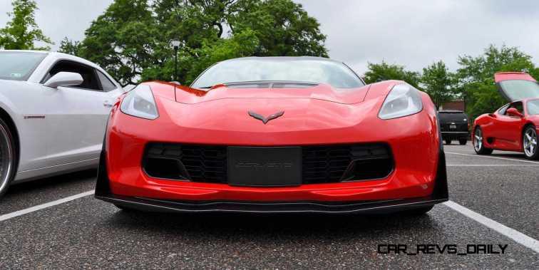 2015 Chevrolet Corvette Z06 Z07 Package 12