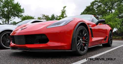 2015 Chevrolet Corvette Z06 Z07 Package 21