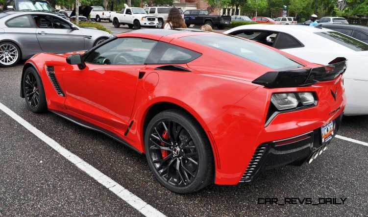 2015 Chevrolet Corvette Z06 Z07 Package 25