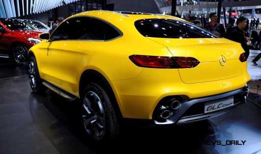 2015 Mercedes-Benz GLC Coupe Concept 13
