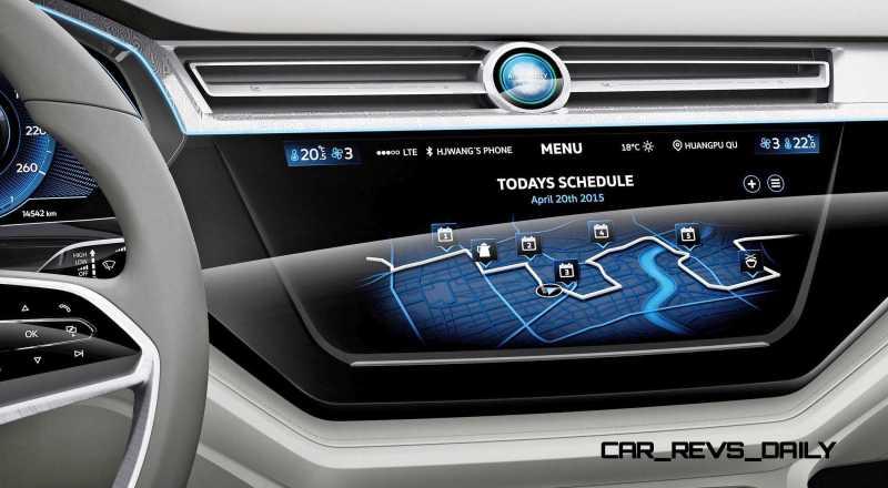 2015 Volkswagen C Concept GTE 33