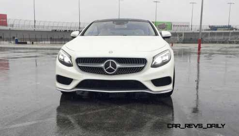 First Drive Review - 2015 Mercedes-Benz S550 Coupe 1