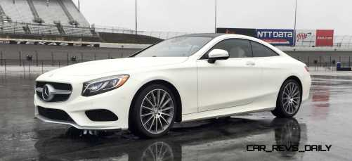 First Drive Review - 2015 Mercedes-Benz S550 Coupe 33