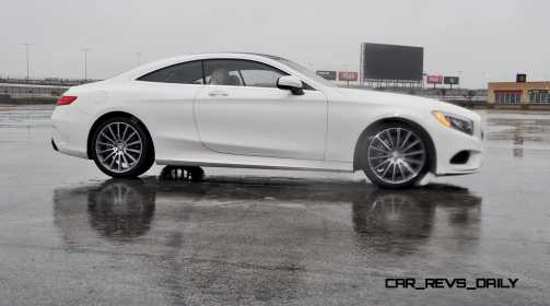 First Drive Review - 2015 Mercedes-Benz S550 Coupe 44